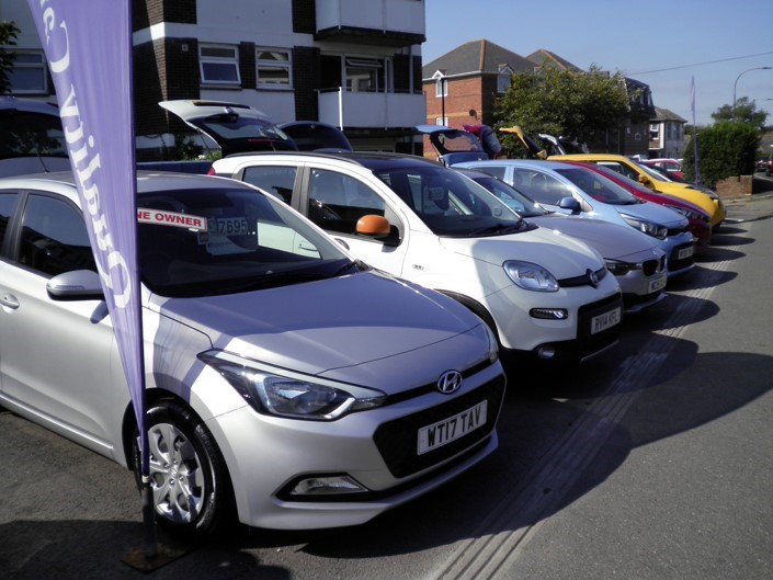 Cars for sale 2 - Wiltons Of Shanklin